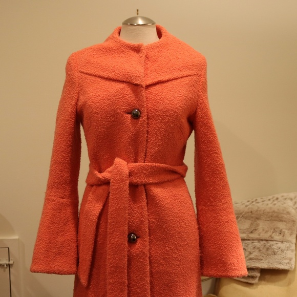 bebe Jackets & Blazers - 60s inspired fall pea coat with bell sleeves